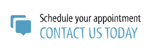 Schedule your appointment - CONTACT US TODAY